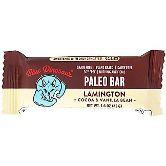 Blue Dinosaur Lamington Paleo Bar, 1.6 oz