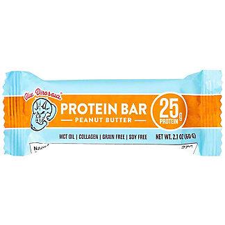 Blue Dinosaur Peanut Butter Protein Bar, 2.1 oz