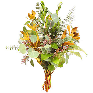 Central Market Shades Of Autumn Greens Bouquet, ea