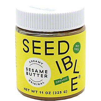 Seedible Sesame Butter Creamy Original, 11 oz