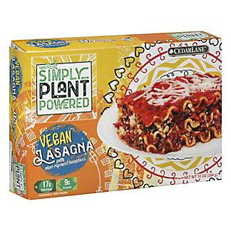 Cedarlane Simply Plant Powered Vegan Lasagna, 10 oz