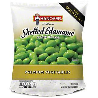 Hanover Shelled Edamame, 10.5 oz