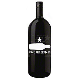 Come And Drink It Red Wine, 1 L