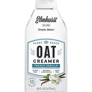 Elmhurst Vanilla Oat Creamer, 16 fl oz