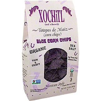 Xochitl Blue Corn Chips, 16 oz