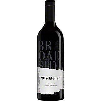 Broadside BlackletterCabernet Sauvignon, 750 ml