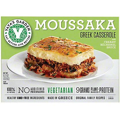Yaya's Garden Moussaka Casserole, 11.2 oz