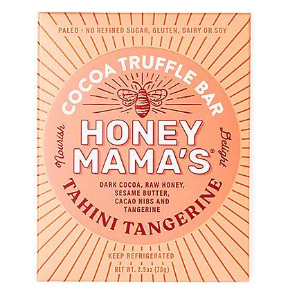 Honey Mama's TahiniTangerine Cacao Nectar Bar, 2.5 oz