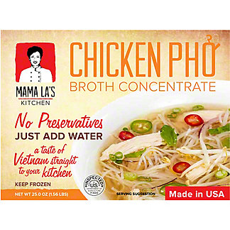 Mama La's Kitchen Chicken Pho Concentrate, 25 oz
