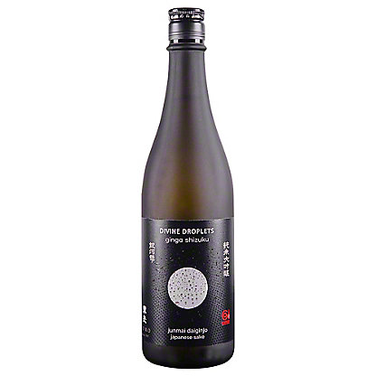 Ginga Shizuku Divine Droplets, 720 ml