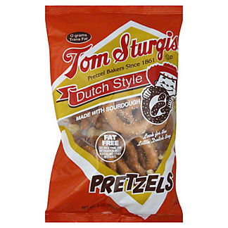 Tom Sturgis Dutch Style Pretzels, 9 oz