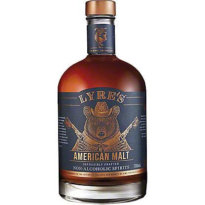Lyre's American Malt Non-alcoholic Spirits, 700 ml