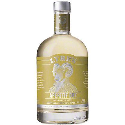 Lyre's Dry Aperitif Non-alcoholic Spirits, 700 ml