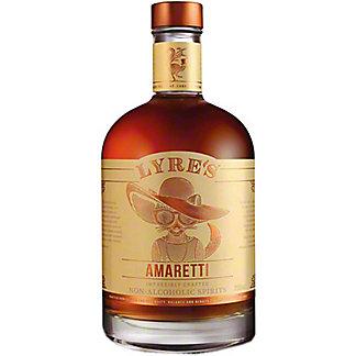 Lyre's Amaretti Non-alcoholic Spirits, 700 ml