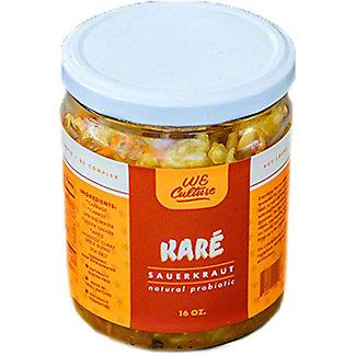 We Culture Kare Sauerkraut, 16 oz