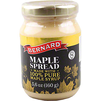 Bernard Maple Spread, 160 g