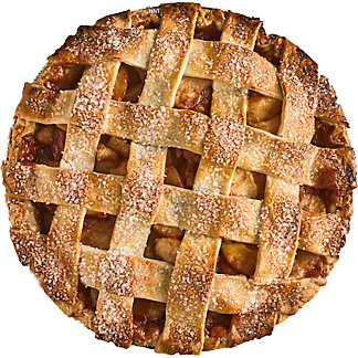 Central Market Honerycrisp Apple And Pear Pie, 10 in, Serves 8-10