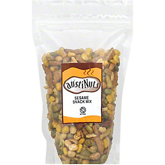 Austinuts Sesame Snack Mix, 10 oz