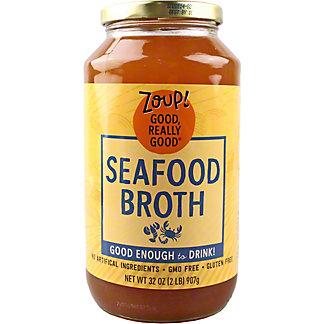 Zoup Seafood Broth, 32 fl oz