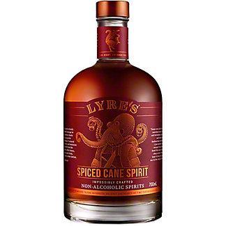 Lyre's Spiced Cane Spirit Non-alcoholic Spirits, 700 ml