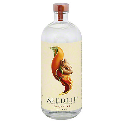 Seedlip Citrus Grove 42 Non-alcoholic Spirits, 700 ml