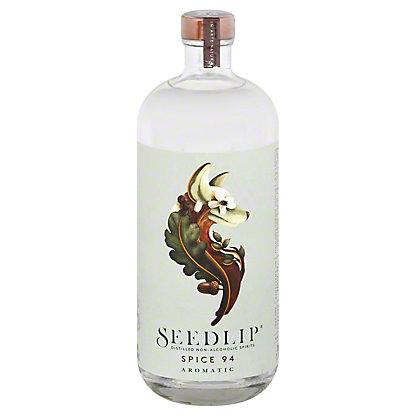 Seedlip Aromatic Spice 94 Non-alcoholic Spirits, 700 ml