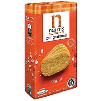 Nairn's Gluten Free Oat Grahams, 5.64 oz