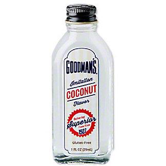 Goodman's Coconut Extract, 1 oz