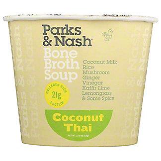 Parks & Nash Coconut Thai Bone Broth Soup, 2.18 oz