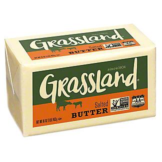 Grassland Salted Butter, 16 oz