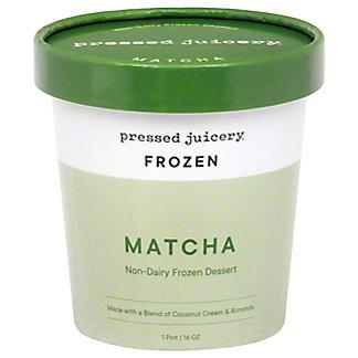 Pressed Juicery Frozen Matcha, 1 pt