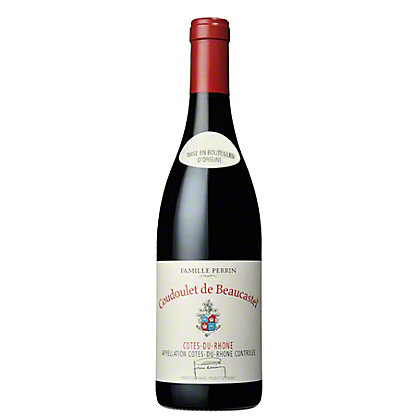 Coudoulet de Beaucastel Côtes du Rhône, 750 ml