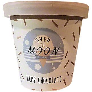 Over The Moon Hemp Chocolate Vegan Ice Cream, 1 pt