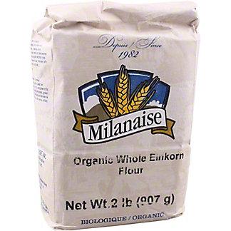Milanaise Organic WholeEinkorn Flour, 2 lb