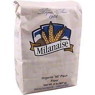 Milanaise Organic Tipo 00 Pizza Flour, 2 lb