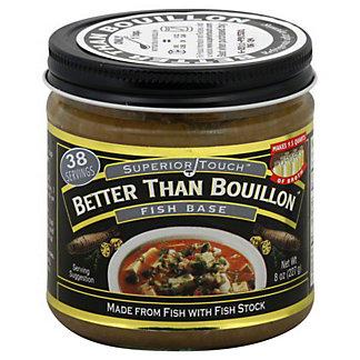 Better Than Bouillon Fish Base, 8 oz