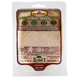 Dabecca Carved Applewood Smoked Turkey Breast, 7 oz