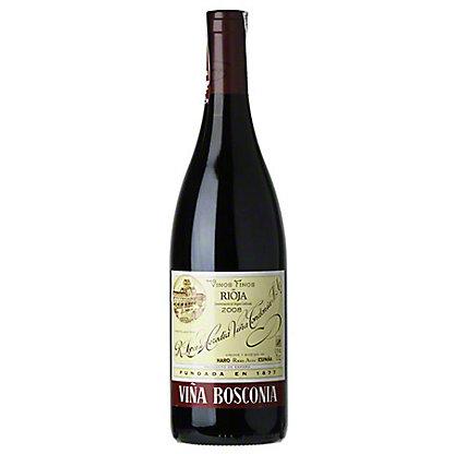 Lopez De Heredia Vina BosconiaReserva Rioja, 750 ml