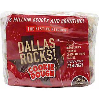 Festive Kitchen Dallas Rocks Cookie Dough Balls, 24 oz