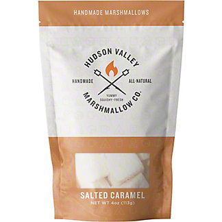 Hudson Valley Marshmallow Co. Salted Caramel Marshmallows, 4 oz