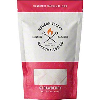 Hudson Valley Marshmallow Co. Strawberry Marshmallows, 4 oz