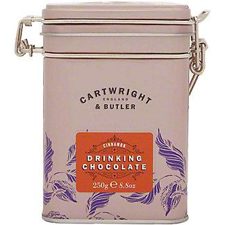 Cartwright & Butler Cinnamon Drinking Chocolate, 8.8 oz