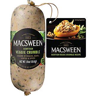 Macsween Scottish Veggie Crumble, 8 oz