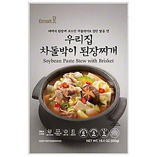 Emart Pk Soybean Paste Soup With Brisket, 550 g