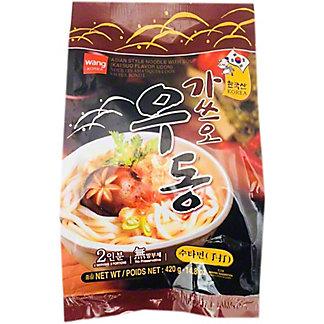 Wang Suta Udon Katsuo Flavor, 14.8 oz