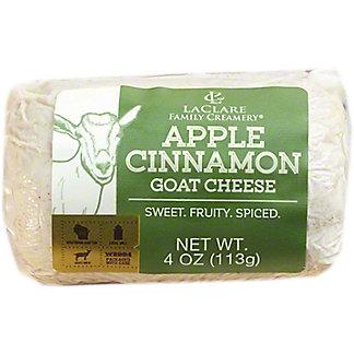 Laclare Family Creamery Apple Cinnamon Goat Cheese, 4 oz