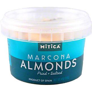 Mitica Mini SaltedMarcona Almonds, 4 oz
