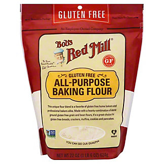 Bob's Red Mill Gluten Free All Purpose Baking Flour, 22 oz