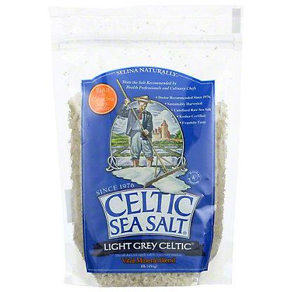 Celtic Sea Salt Light Grey Celtic, 16 oz