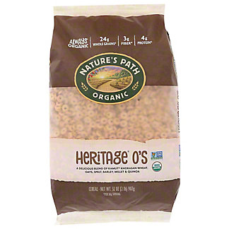 Nature's Path Organic Hertitage O's, 32 oz